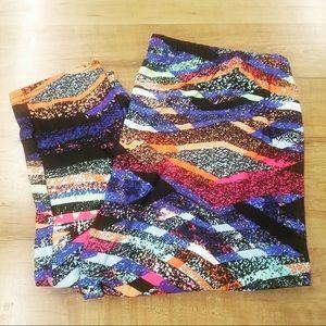 Multicolored SUPER SOFT TC Leggings
